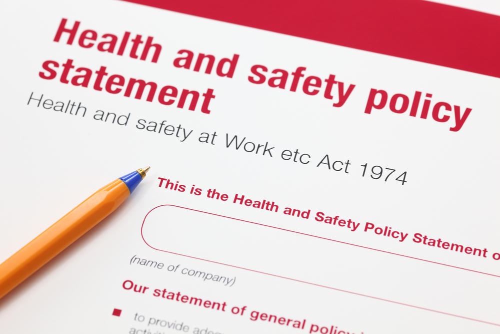 Health and Safety at Work Act 2015